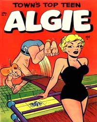 Algie : Issue 3 Volume Issue 3 by Key Publications