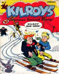 The Kilroys: Issue 5 Volume Issue 5 by American Comics Group/Acg