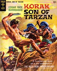 Korak, Son of Tarzan : Issue 9 Volume Issue 9 by Gold Key Comics