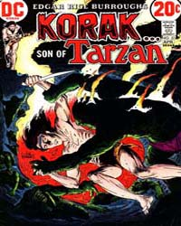 Korak, Son of Tarzan : Issue 51 Volume Issue 51 by Dc Comics