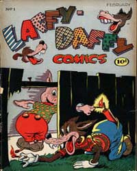Laffy-Daffy Comics : Issue 1 Volume Issue 1 by Rural Home