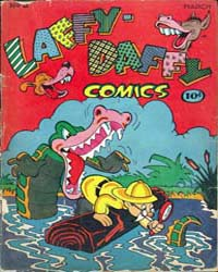 Laffy-Daffy Comics : Issue 2 Volume Issue 2 by Rural Home