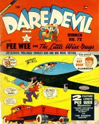 Daredevil Comics : Issue 72 Volume Issue 72 by Biro, Charles