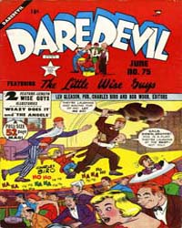 Daredevil Comics : Issue 75 Volume Issue 75 by Biro, Charles