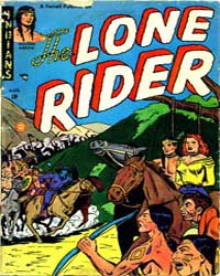Lone Rider : Issue 3 Volume Issue 3 by Ajax-Farrel Publications