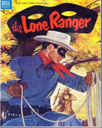 The Lone Ranger: Issue 74 Volume Issue 74 by Striker, Fran