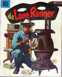 The Lone Ranger: Issue 95 Volume Issue 95 by Striker, Fran