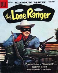 The Lone Ranger: Issue 125 Volume Issue 125 by Striker, Fran