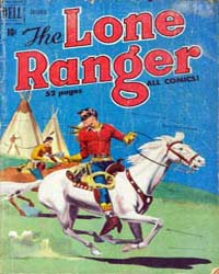 The Lone Ranger: Issue 28 Volume Issue 28 by Striker, Fran