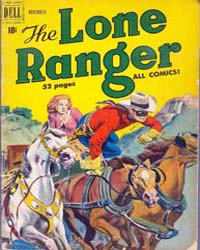 The Lone Ranger: Issue 29 Volume Issue 29 by Striker, Fran