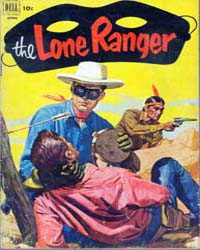 The Lone Ranger: Issue 46 Volume Issue 46 by Striker, Fran