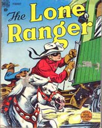The Lone Ranger: Issue 8 Volume Issue 8 by Striker, Fran