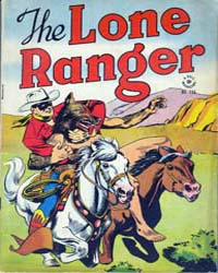 The Lone Ranger: Issue 136 Volume Issue 136 by Striker, Fran