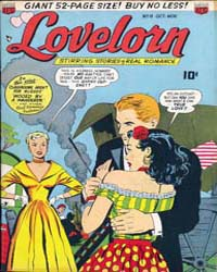 Lovelorn : Issue 8 Volume Issue 8 by American Comics Group/Acg