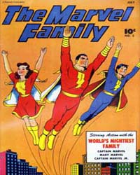 Marvel Family: Issue 3 Volume Issue 3 by Binder, Otto