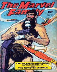 Marvel Family: Issue 19 Volume Issue 19 by Binder, Otto