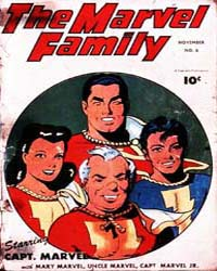 Marvel Family: Issue 6 Volume Issue 6 by Binder, Otto