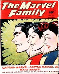 Marvel Family: Issue 18 Volume Issue 18 by Binder, Otto