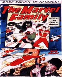 Marvel Family: Issue 80 Volume Issue 80 by Binder, Otto