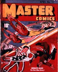 Master Comics: Issue 13 Volume Issue 13 by Fawcett Magazine