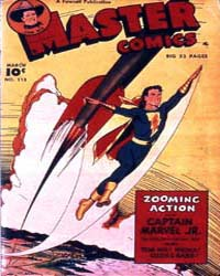 Master Comics: Issue 113 Volume Issue 113 by Fawcett Magazine