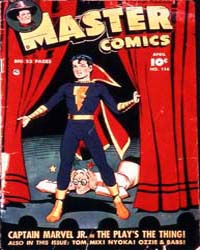 Master Comics: Issue 114 Volume Issue 114 by Fawcett Magazine