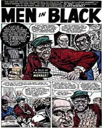 Menace: Men in Black: Issue 3 Volume Issue 3 by Romita, John