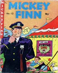 Mickey Finn: Issue 12 Volume Issue 12 by Columbia Comic Book Collection
