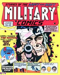 Military Comics: Issue 10 Volume Issue 10 by Eisner, Will