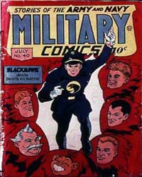 Military Comics: Issue 40 Volume Issue 40 by Eisner, Will