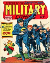 Military Comics: Issue 33 Volume Issue 33 by Eisner, Will