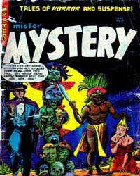 Mister Mystery: Issue 17 Volume Issue 17 by Key Publications