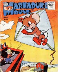 Marmaduke Mouse: Issue 59 Volume Issue 59 by Quality Comics