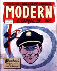 Modern Comics: Issue 44 Volume Issue 44 by Quality Comics