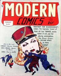 Modern Comics: Issue 94 Volume Issue 94 by Quality Comics