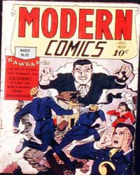 Modern Comics: Issue 95 Volume Issue 95 by Quality Comics