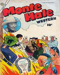 Monte Hale Western: Issue 83 Volume Issue 83 by Charlton Comics