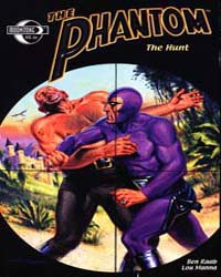The Phantom: The Hunt by Falk, Lee