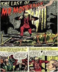 Astonishing : The Last of Mr. Mordeaux :... Volume Issue 11 by Sinnott, Joe