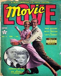 Movie Love: Issue 7 Volume Issue 7 by Eastern Color Printing Company