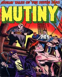 Mutiny: Issue 1 Volume Issue 1 by Key Publications