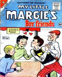 My Little Margie's Boyfriends: Volume 1,... by Charlton Comics