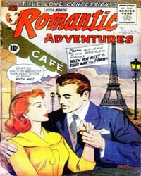 Romantic Adventures: Issue 99 Volume Issue 99 by American Comics Group/Acg