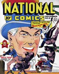 National Comics: Issue 6 Volume Issue 6 by Quality Comics