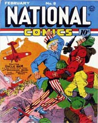 National Comics: Issue 8 Volume Issue 8 by Quality Comics