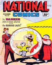 National Comics: Issue 63 Volume Issue 63 by Quality Comics