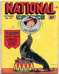 National Comics: Issue 44 Volume Issue 44 by Quality Comics