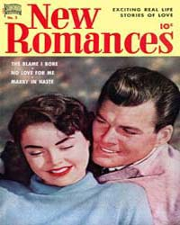 New Romance: Issue 5 Volume Issue 5 by Better/Nedor/Standard/Pines Publications