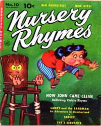 Nursery Rhymes: Issue 10 Volume Issue 10 by Ziff-Davis Publications