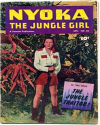 Nyoka the Jungle Girl: Issue 66 Volume Issue 66 by Fawcett Magazine
